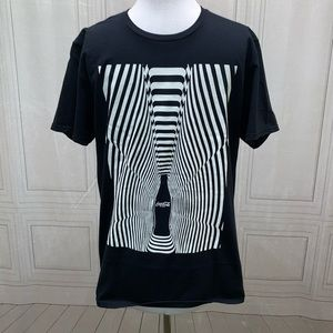 Coca Cola Short Sleeve T-shirt NWT M 38/40